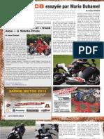 épreuve KTM p84 85