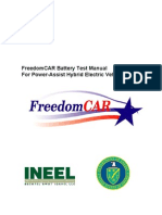 Test Manual_FreedomCAR HEV