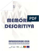 Memória Descritiva