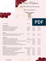 Mothers Wine Sale 2011