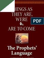 The Prophets' Language