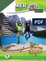 2011 Summer Brochure