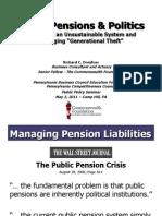 PA Pension Reform Presentation