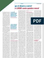Coge El Dinero y Corre - Debate Sobre La Jubilacion Anticipada LOGSE