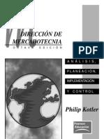 Dirección de Mercadotecnia 8a Ed. - Kotler