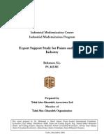 Paints Market - Industry Profile