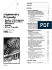 IRS Depreciation Guide With Optional Rate Tables