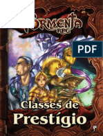 Tormenta RPG - Classes de Prestígio