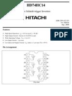 HD74HC14P