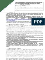 ATA REUNIÃO 29-03-11