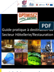 Guide Pratique Hotellerie
