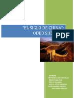 Ensayo El Siglo de China[1]