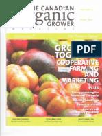 Canadian Organic Grower Deer Article by Dan Cooper (May 2011)