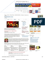 Top Picks for 2011 - Business Today - Business News