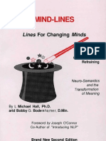 L. Michael Hall - Mind-Lines - Lines for Changing Minds (2nd Edn)
