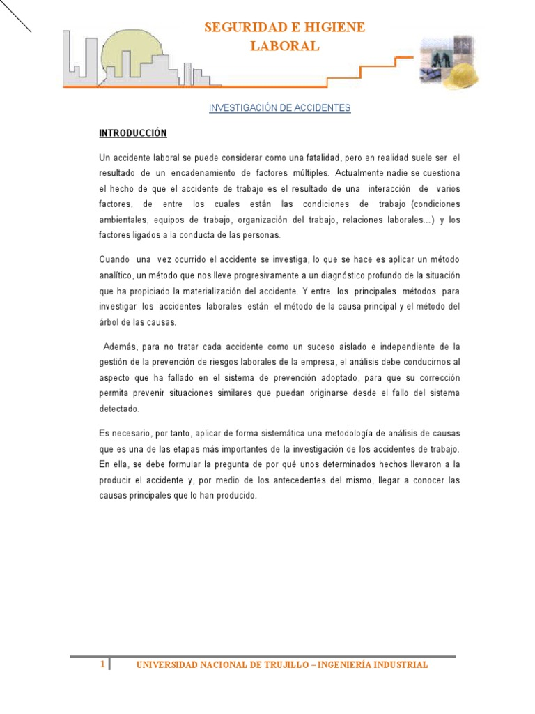Asombroso Plantilla De Word De Informe De Incidente Fotos ...