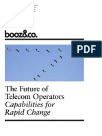 The Future of Telecom Operators