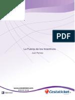 La fuerza de los incentivos - Juan Pericás