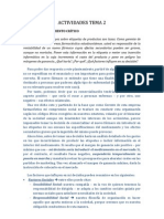 Actividades Tema 2 - Intro a La Empresa i