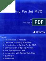 Spring Portlet Mvc