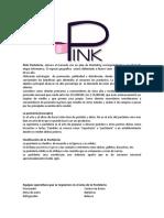 Pink Pastelería