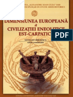 Nicolae Ursulescu - Dimensiunea Europeana a Civilizatiei Eneolitice Est-carpatice