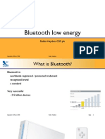 ERA Local Comms Bluetooth low energy 0209
