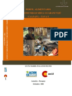 ACH-Py-Perfil Alimentario Mbya Guarani. Lucía Palacios Feltes