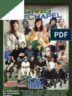 CMS@TheChapel 2011 Program
