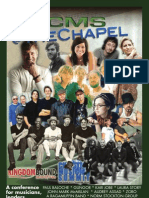 CMS@TheChapel 2011 Program
