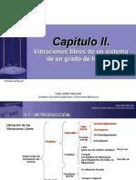 Cap2-Vib Libres de 1 Gdl