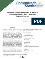 Parametros Tecnicos MCSAV