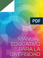 Manual de Educación para la Diversidad Sexual