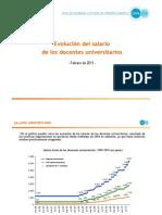 CIFRA - Salarios Docentes Universitarios (Feb2011)