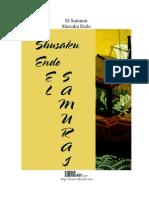 53102330 Endo Shusaku El Samurai