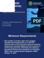 FAA Nvis Requirements