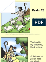 Psalm 23 - Salmos 23