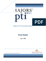 PTIReport Sample