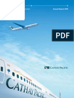 Cathay Pacific 2010 Annual Report