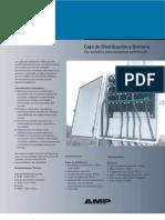 Caja de Distribución Polimérica AMP con Resorte (Conexiones Domiciliarias)