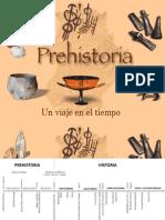 Construcciones en La Prehistoria