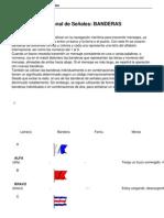 Codigo Internacional de Senales y Banderas