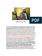 Osama Bin Laden Part 1