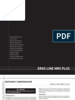 Mares Ergo Line - English
