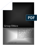 Group Ethics