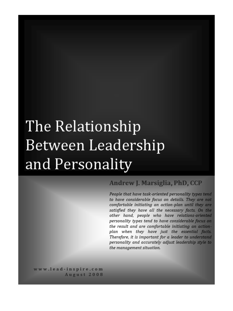 conclusion of leadership Conclusion communication is key to effective leadership without effective leadership communication, an organizational will suffer from a lack of direction and from employee dissatisfaction and turnover to improve his communication skills, williams would benefit from increasing the frequency of feedback he provides and in providing both positive and negative feedback.