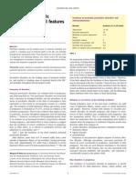 Perinatal Psychiatric Syndromes
