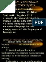 SFL Power Point 1