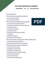 GUÍA AMBIENTAL EXPLORACIÓN DE CARBÓN