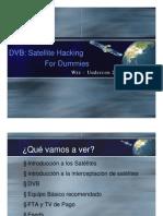 UC0x08 DVB Satellite Hacking
